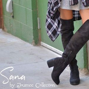3aa4aa62f8f Journee Collection Shoes - 🆕 Journee Collection Sana Over-The-Knee-Boot